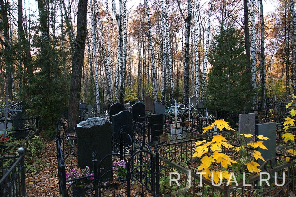 Цена места на долгопрудненском кладбище как добраться до щербинского кладбища