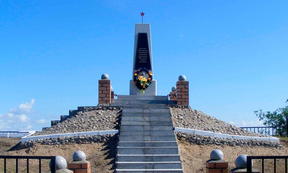 Русское кладбище в Монголии. Халхин-Гол